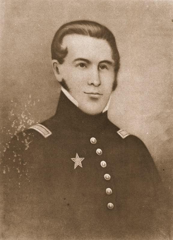 William Barret Travis August 1 1809 March 6 1836 Was