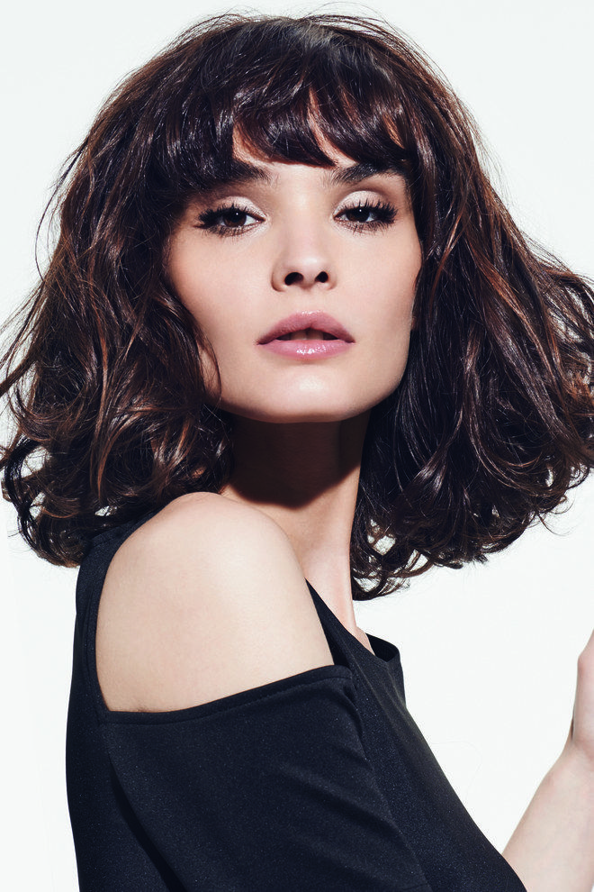 30 idées de coiffures de mariage pour cheveux milongs
