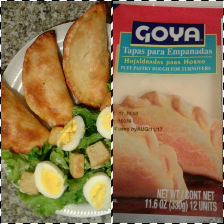 Goya Puff Pastry Dough For Turnovers Review By Luvistru I Used