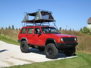 C&ing Cot on the Roof & Camping Cot on the Roof | Camping Gear | Pinterest | Tent cot and ...