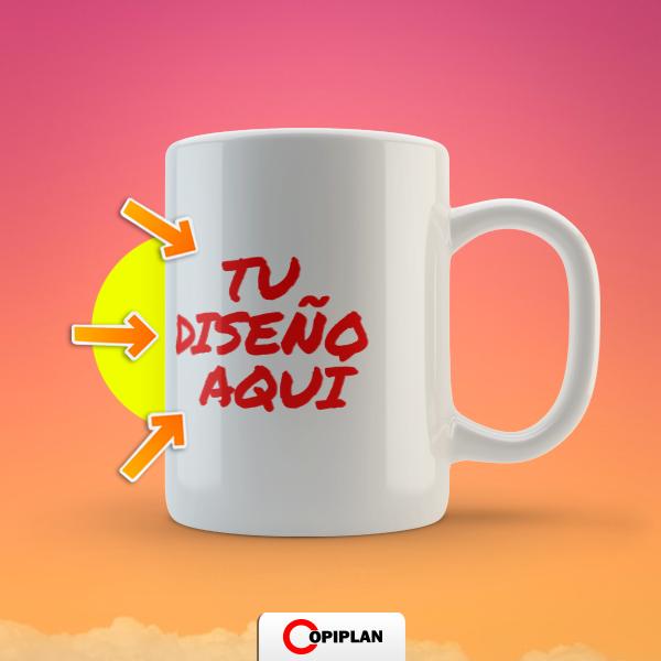 Para regalar y regalarse En Copiplan imprimimos tazas, mandanos el diseño a http://copiplan.com.uy/ y listo