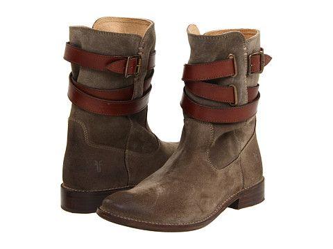 Frye Shirley strappy boot