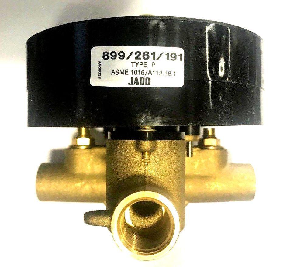 Jado 899 261 191 Pressure Balance Tub And Shower Rough Valve Jado