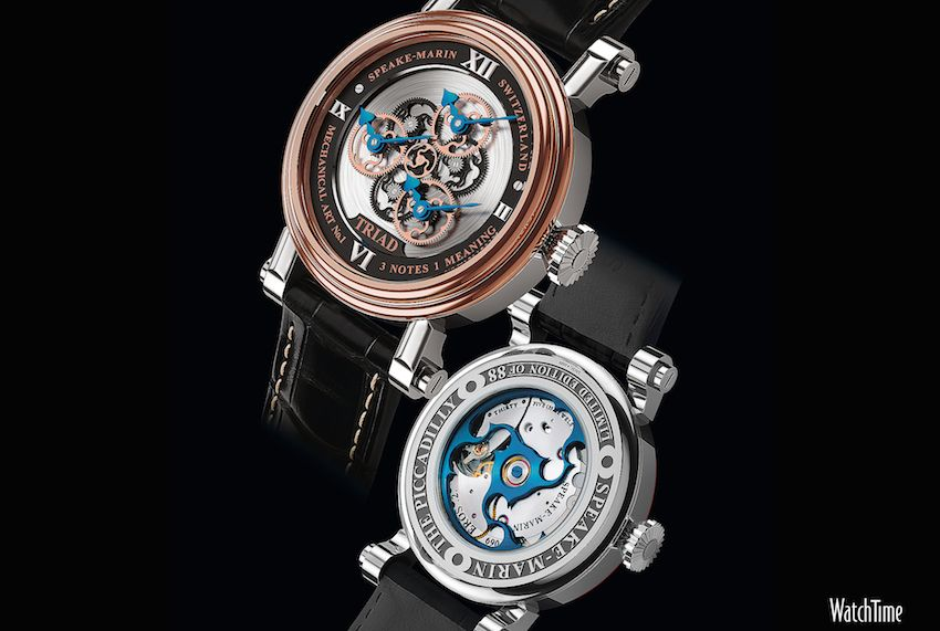 Peter Speake-Marin Triad
