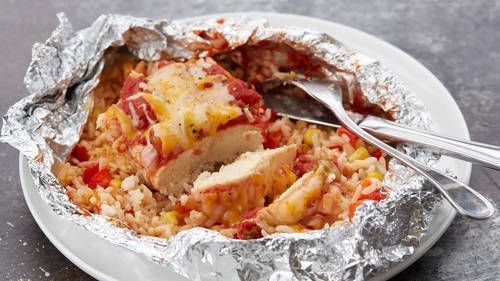 Photo of 24 dinners Genius Foil-Pack – Recipes low in carbohydrates – #Carb #dinners #Foi…