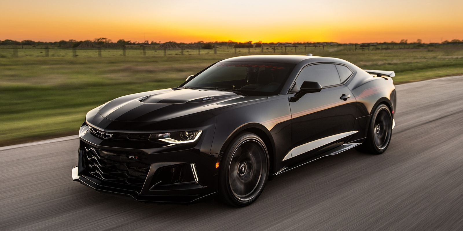 Hennessey Just Built A 1000 Hp Camaro Zl1 To Challenge The Demon
