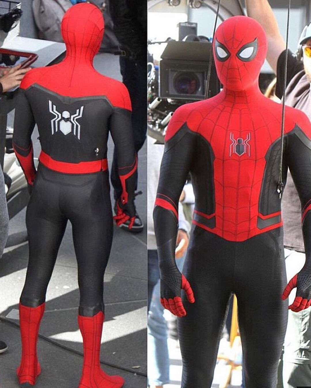 New Suit Appreciation Its Growing On Me Rate It Out Of 10 Ironman Spidermanfa Marvel Spiderman Spiderman Comic Spiderman