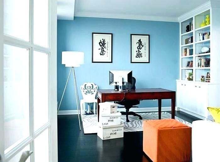 home office paint colours small office best color for home on best colors to paint an office id=63697