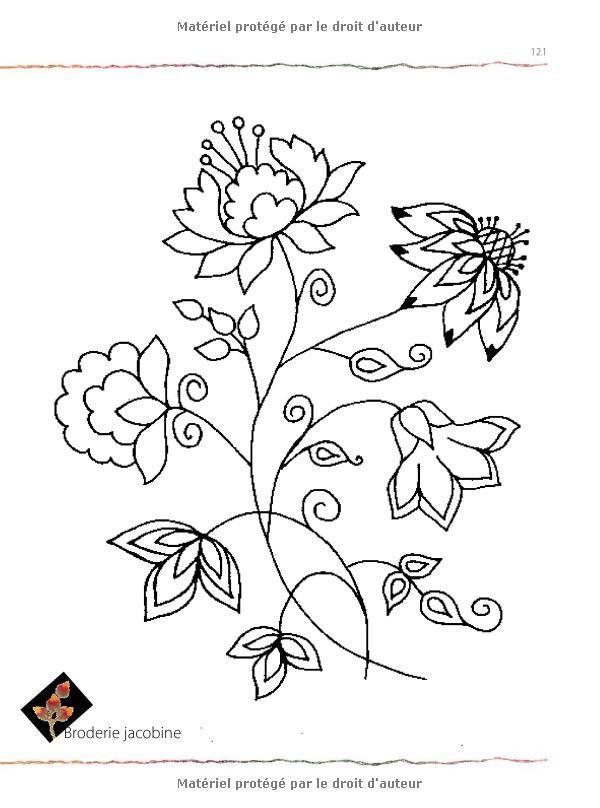 broderie créative (9782915667936): | PATRONES PARA BORDADO MEXICANO ...