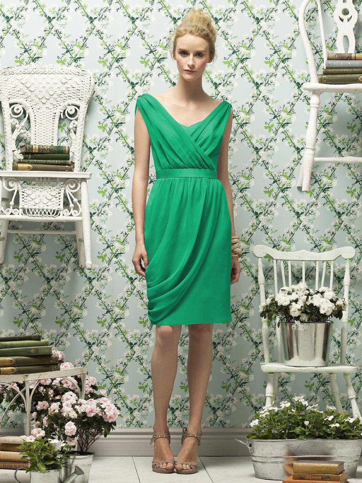 Lela Rose Lr178 Bridesmaid Dress | Weddington Way