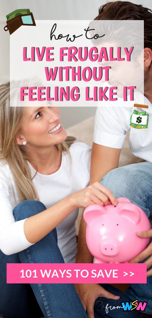 Frugal Living: Ultimate Guide (101 Möglichkeiten, Geld zu sparen) – Wer sagt, was?