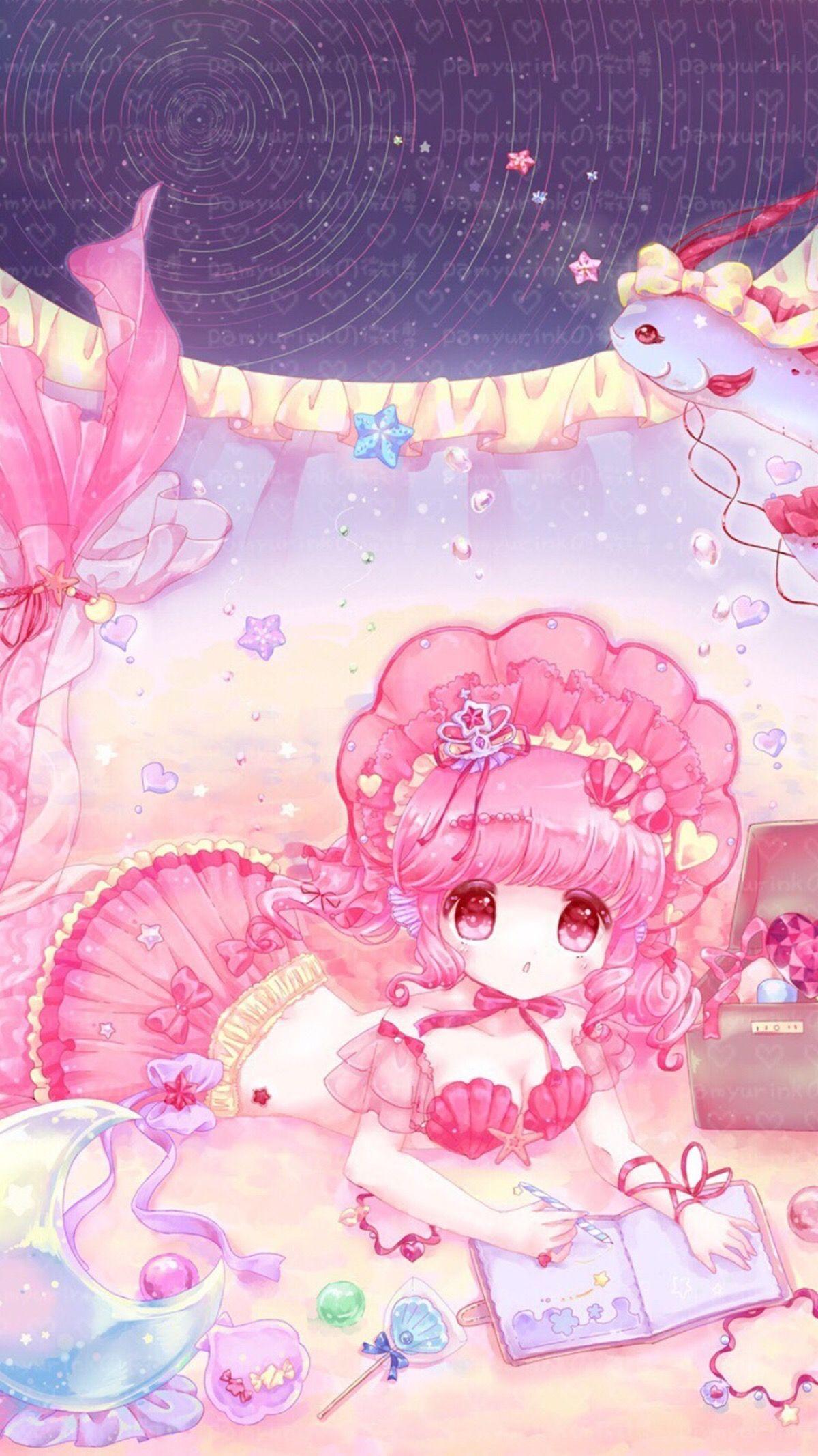 Find This Pin And More On Anime Manga Kawaii Wallpapers By Dasha
