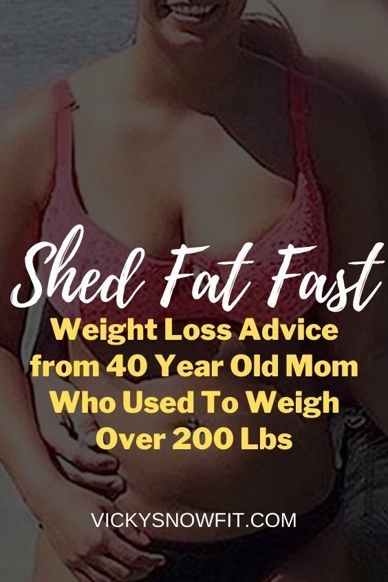 Weight loss inspiration from 40 year old mom who used to weigh over 200lbs | weight loss plans for w...