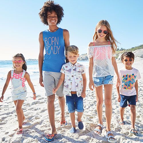 2c97f415ea kids beach group | Jongens kapsels | Primark kids, Summer kids ...