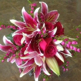 Flower Delivery And Florists In Arlington Bloomnation Flower Delivery Hot Pink Roses Flowers