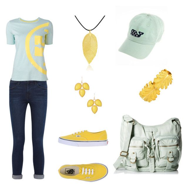 """""""Untitled #326"""" by chernjay on Polyvore featuring Frame Denim, Tory Burch, Vans, Bling Jewelry, Natasha Accessories and Mario Buccellati"""