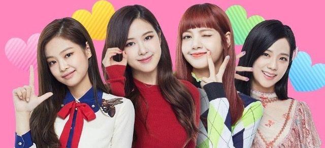 BLACKPINK x LINE STICKERS   Blackpink, Korean girl groups