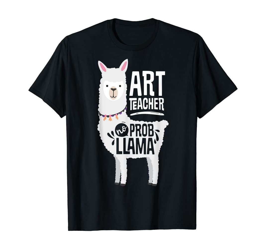 Art teacher no prob llama artists women men