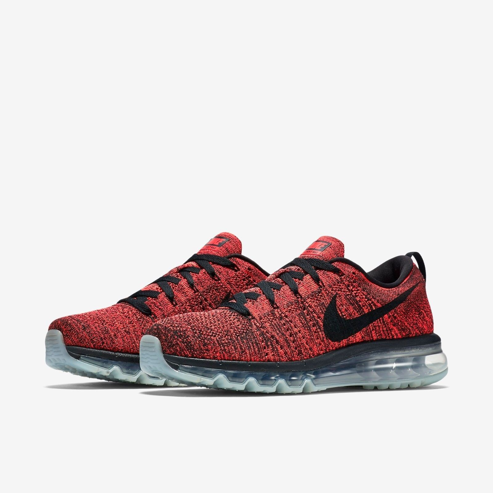 NIKE FLYKNIT AIR MAX MEN S RUNNING SHOES SIZE US 10.5 UK 9.5 EUR 44.5 620469 -006 0f8553627e00