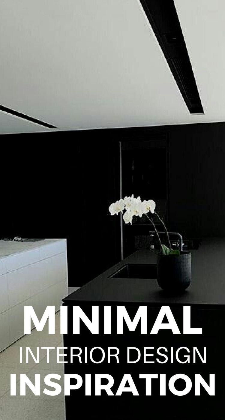 Do You Love Minimal Interior Design? Check Out These Amazing Minimal Interior  Design Inspiration.