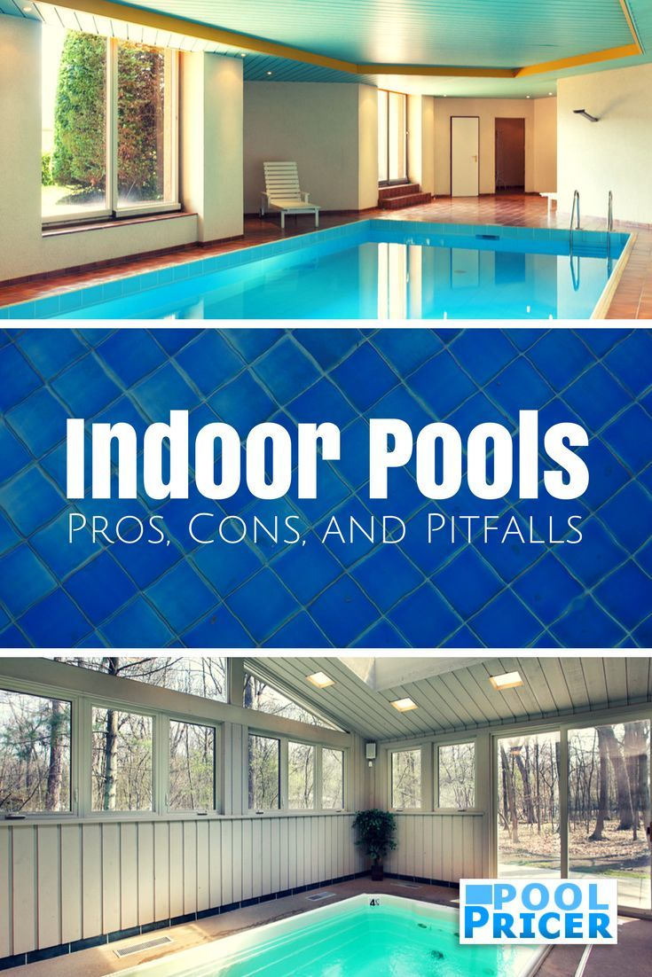Residential indoor pool  Residential Indoor Pools: The Inside Story | Indoor pools and Pool ...