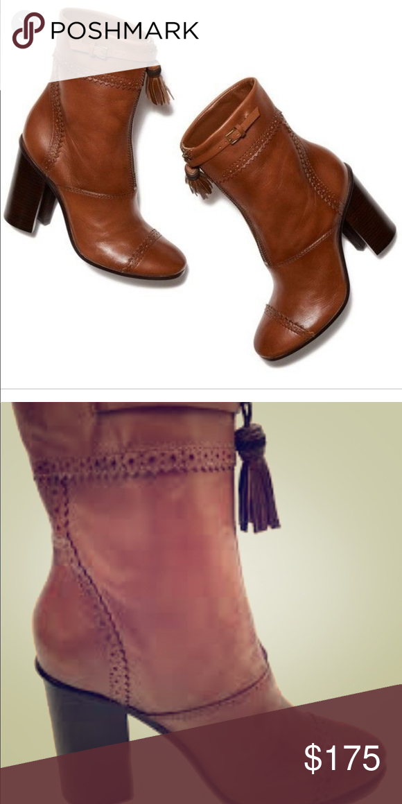 bc584dda3be Tory Burch Huxley boots Worn once and they re a little too high for me Tory  Burch Shoes Ankle Boots   Booties