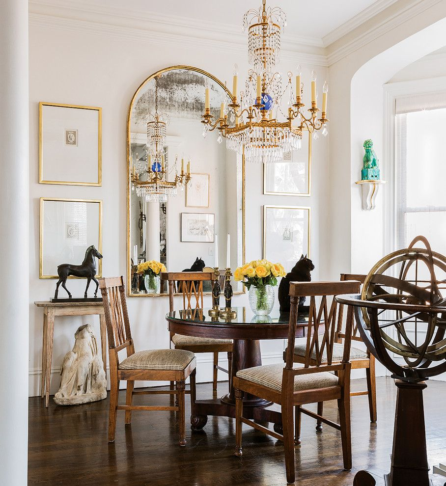 Boston Large Mirrors Decor Ideas Traditional Dining Room Jpg 908 990 Traditional Dining Rooms Beautiful Dining Rooms Dining Room Trends