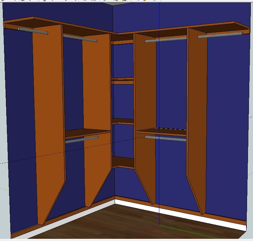 Diy closet organizer plans closet organizer plans opinions requested 3dcloestorganizer jpg