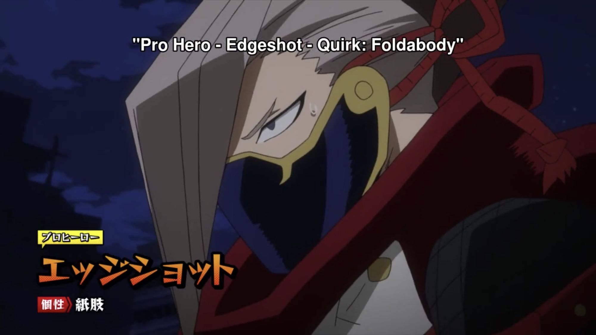 Wish To See More Edgeshot My Hero Hero Academia Characters Anime Nerd