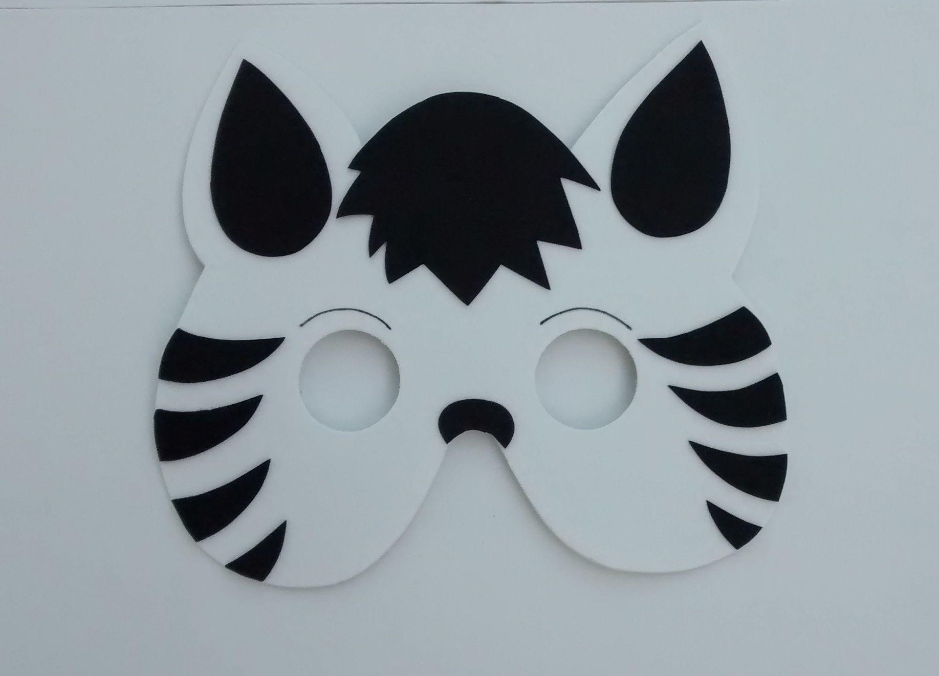Resultado de imagem para moldes de mascaras de elefante Artesanato Para  Crianças 86b91b65a4e