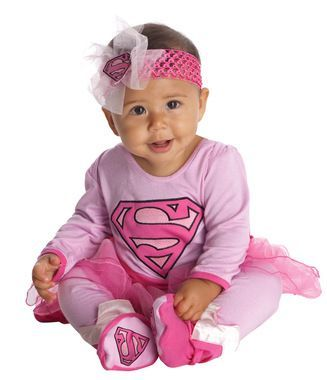 Supergirl Onesie Infant Halloween Costume Pinterest Supergirl - halloween costume ideas for infants