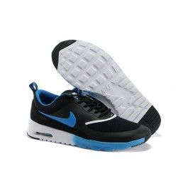 Nike Air Max Motion sneakers sort m. blå