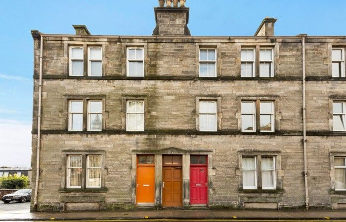 19c Canmore Street, Dunfermline, Fife, KY12 7NU