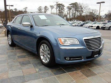 2011 Chrysler 300 Limited For Sale In Virginia Beach Chrysler