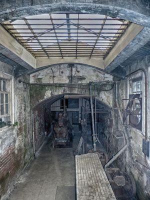 Alcatraz Pictures: Morgue