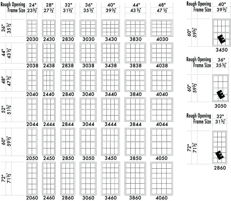 Image result for window size chart also windows in pinterest rh