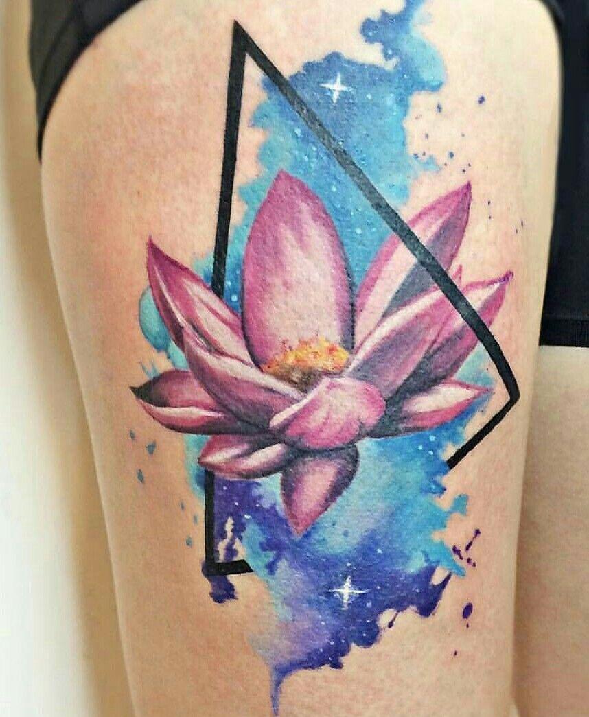 Pin by a yu shi on tatoo pinterest tatoo and tattoo tattoo flower tattoos on thighlotus izmirmasajfo