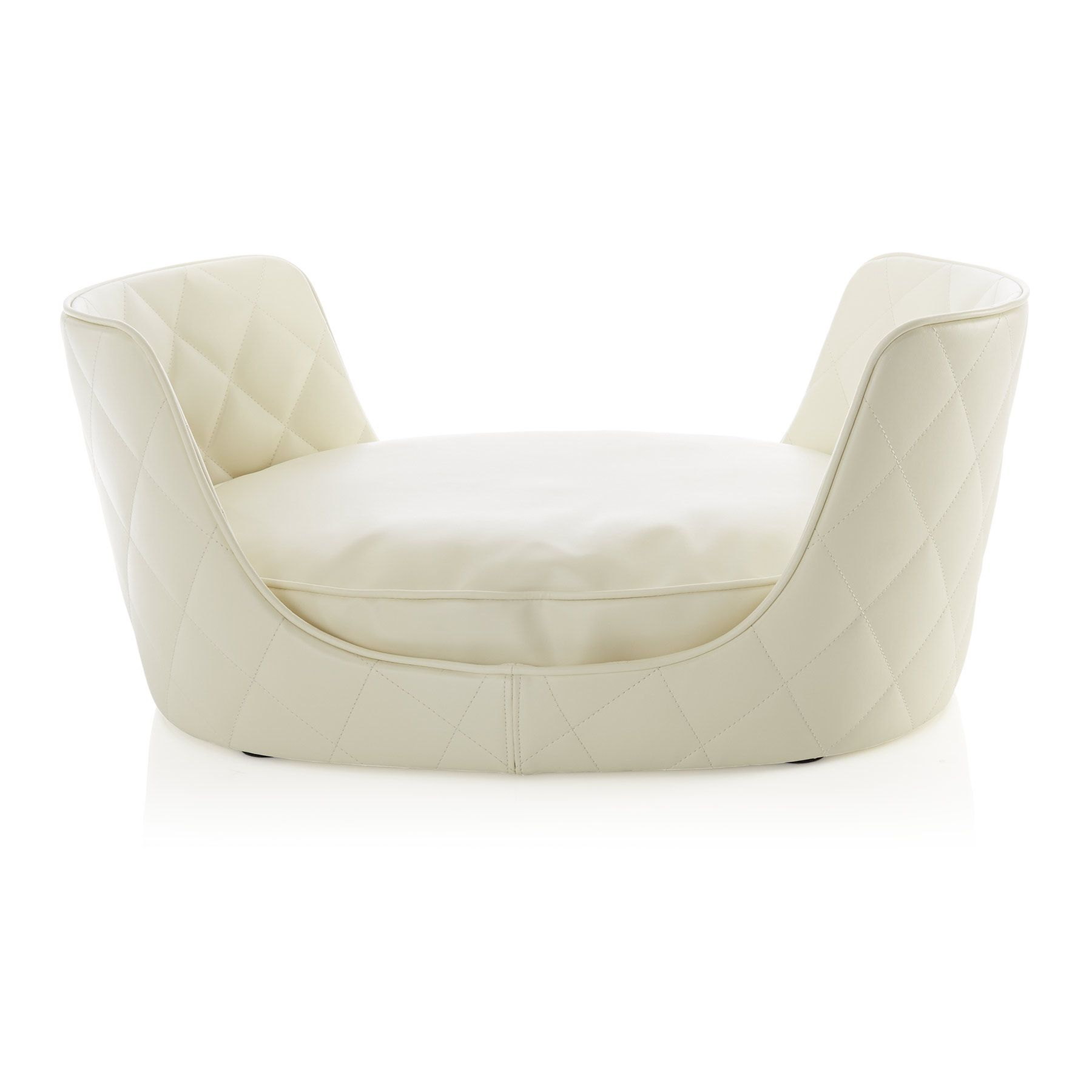 Superb Bed Coco Cream A Dogs Bed That Is Not Just For Kneeling On Pabps2019 Chair Design Images Pabps2019Com