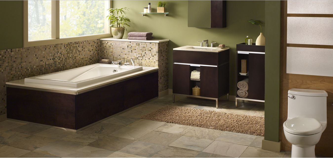 Explore Green Bathroom Colors And More!