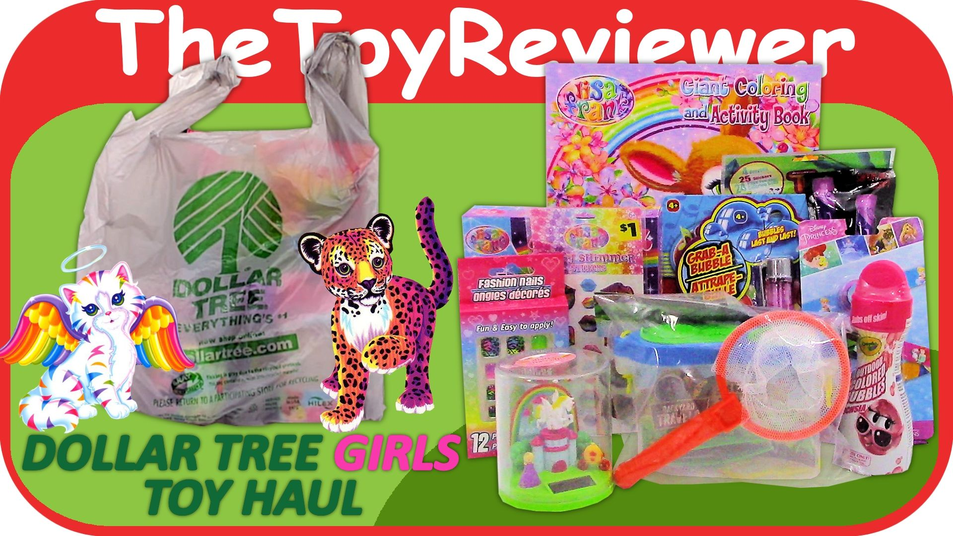 Check out this May 2017 Dollar Tree Toy Haul here: https://www ...