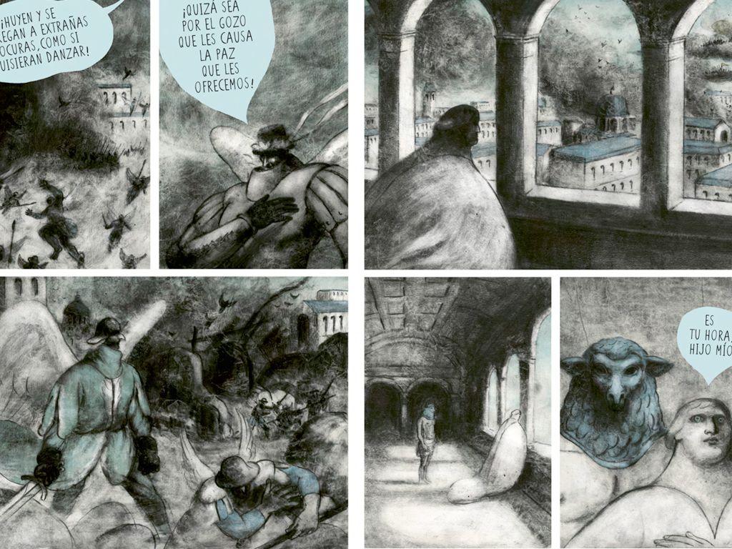 El Paraíso perdido : Pablo Auladell | Sequential Design | Pinterest ...