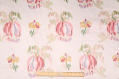 Braemore Fruit Chine Printed Cotton Drapery Fabric in Multi $5.95 per yard