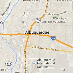 Doityourself Breaking Bad tour of Albuquerque Google Maps