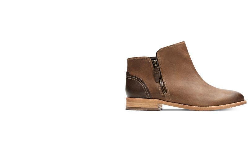 7292e87e75a4 Clarks Women s Maypearl Juno Ankle Booties - Booties - Shoes - Macy s