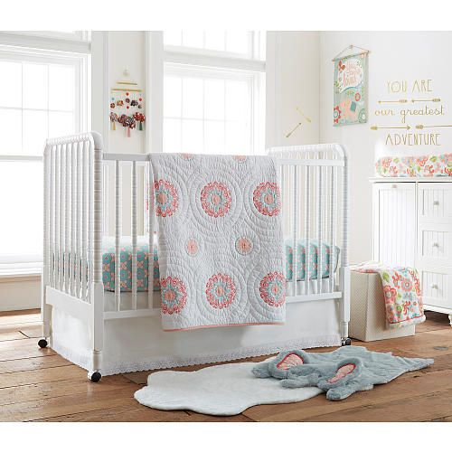 levtex baby tivoli 4 piece crib bedding set levtex baby babies r us maci margaret. Black Bedroom Furniture Sets. Home Design Ideas