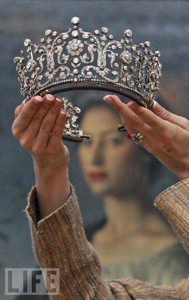 Princess Margaret's Poltimore Wedding Tiara