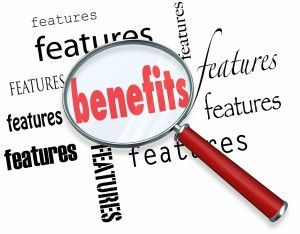 What Is The Difference Between Features And Benefits?