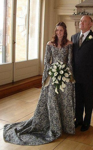 Celtic Princess With Such Gown I D Might Reconsider Marriage