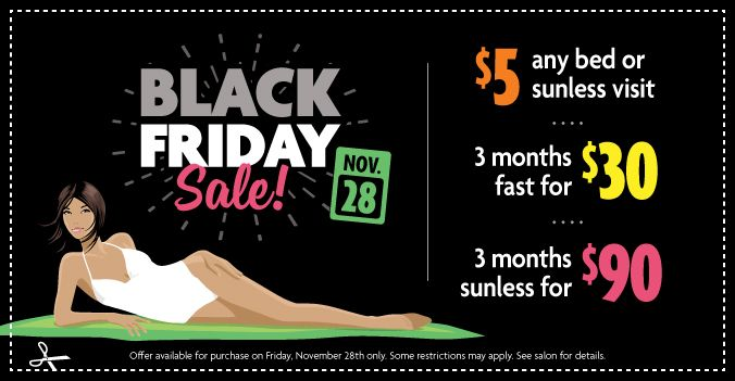 Packets, Packages and Visits ALL ON SALE TODAY for #BlackFriday! Hurry in to get your favorite deals!