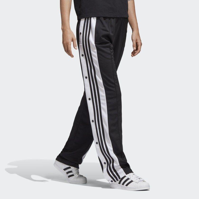 adidas Adibreak Track Pants - Black   adidas US   Pants ...